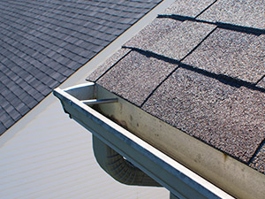 Cleaned-Gutter-and-Downspout